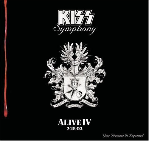 Kiss - Symphony Alive IV (Single Disc Edition) - Zortam Music