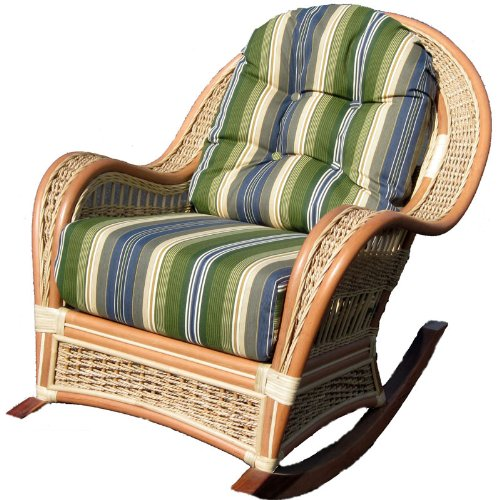 Indoor Rocking Chair Cushions front-811167