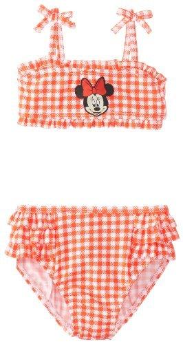 Disney Minnie Mouse Stivaletti Bebè 2Pezzi Elastico Donna, ad alto rischio rosso 3-6mesi, colore: ad alto rischio rosso, taglia: 3-6mesi