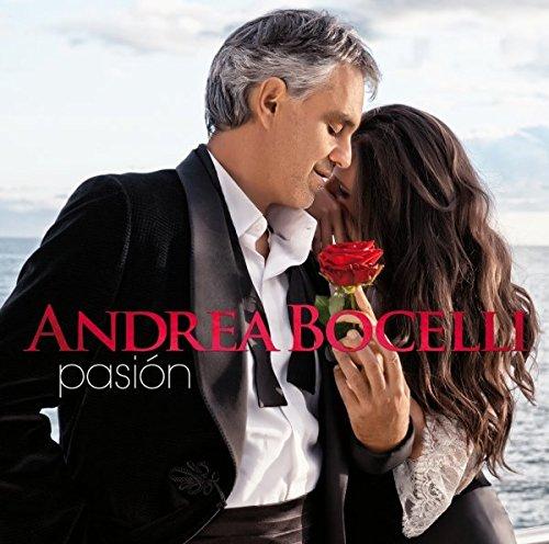 CD : Andrea Bocelli - Pasion