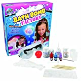 Wild Science Bath Bomb Factory Make Your Own Bath Salts, Bath Bombs and More