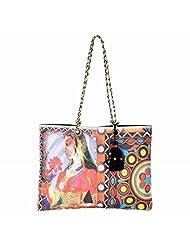 The House Of Tara Handbag (Multi Colour) - B00SUSEG9U