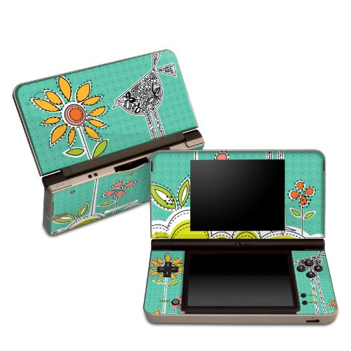 Little Chicken Design Protective Decal Skin Sticker for Nintendo DSi XL Game Device