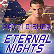 Eternal Nights: Jarved Nine, Book 2 | Patti O'Shea
