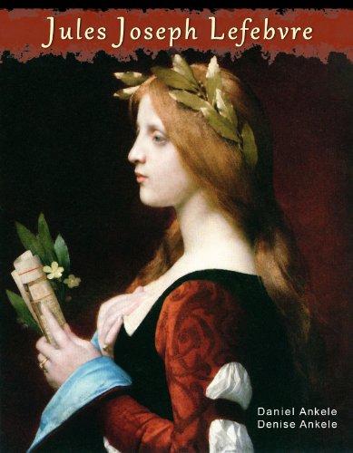 Jules Joseph Lefebvre - Academic Paintings