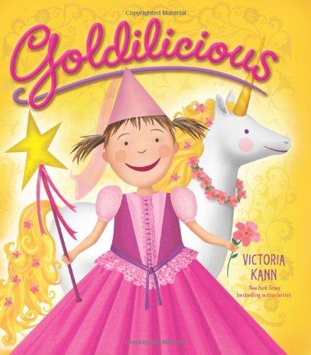 Goldilicious Pinkalicious