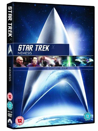 STAR TREK 10 - NEMESIS [IMPORT ANGLAIS] (IMPORT) (DVD)