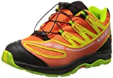 Salomon XA Pro 2 WP K george orange-x/mimosa yellow/granny green, GröÃen:32