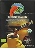 Mount Hagen: Organic Instant Coffee Single Serve (1 X 1.76 Oz)