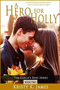 A Hero For Holly by Kristy K. James ebook deal