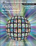 Android for Programmers: An App-Driven Approach, 2/e: 1 (Deitel Developer Series)