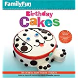 FamilyFun Birthday Cakesby Edited by Deanna F....