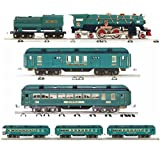 513nDixuflL. SL160  Lowest Price Lionel Tinplate Standard Gauge Blue Comet Set 7 Pieces ..Get This