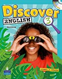 Discover English Global 3 Activity Book and Student's CD-ROM Pack