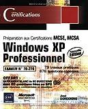 echange, troc José Dordoigne - Windows XP professionnel: Examen 70-270