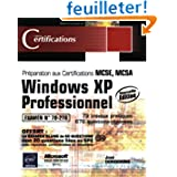 Windows XP professionnel: Examen 70-270