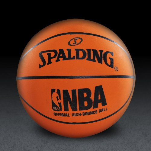 Spaldeen NBA Basketball High-Bounce Ball