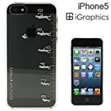 [SoftBank/au iPhone 5専用]iGraphicsハードケース(Evolution Theory)