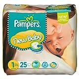 Pampers New Baby Gr.1 Newborn 2-5kg Tragepack