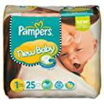 Pampers New Baby Gr.1 Newborn 2-5kg T...