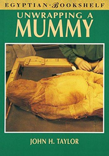 Unwrapping a Mummy: The Life, Death, and Embalming of Horemkenesi (Egyptian Bookshelf)