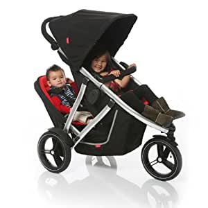 Phil and Teds Vibe Stroller with Free Doubles Kit