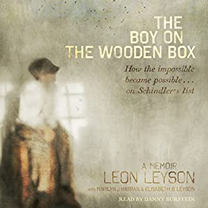 The Boy on the Wooden Box Audiobook