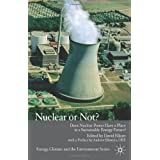 Nuclear Or Not?: Does Nuclear Power Have a Place in a Sustainable Energy Future? (Energy, Climate and the Environment)by Professor David Elliott