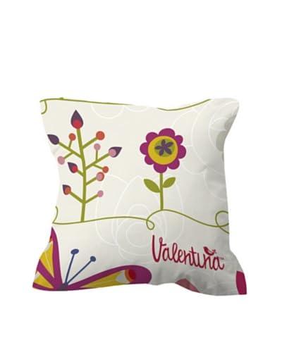 Valentina Funda De Cojín Two Butterflies