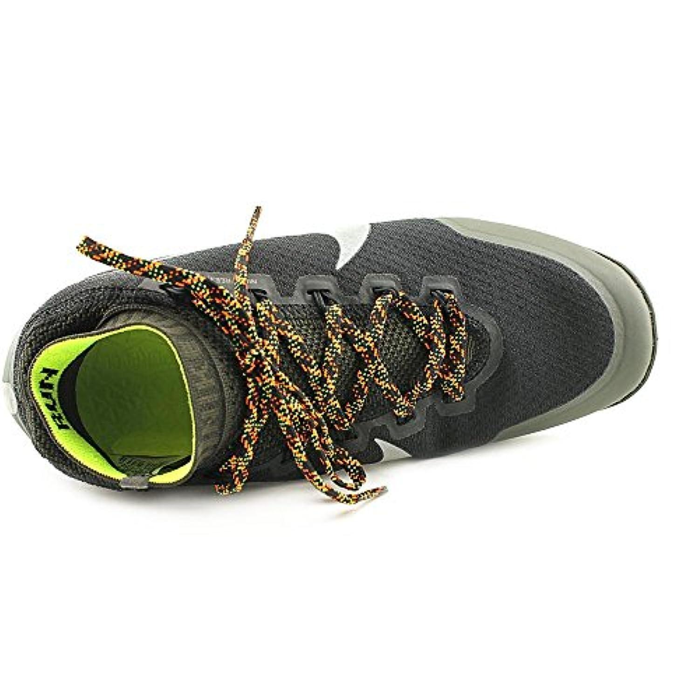 Nike Free Hyperfeel Run Trail Mens Size 10 Black Trail Running Shoes