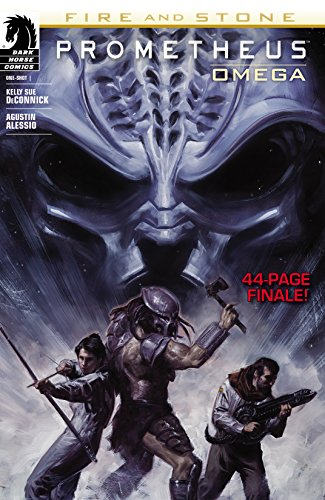 Prometheus: Fire and Stone: Omega #5 (Prometheus Omega compare prices)