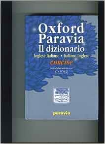 best italian english dictionary book