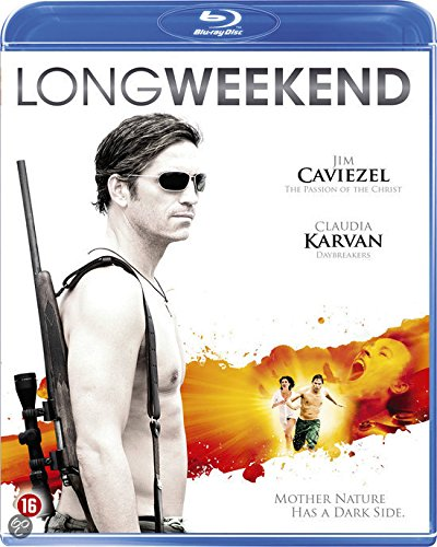 Long Weekend (2008) [ Blu-Ray, Reg.A/B/C Import - Netherlands ]