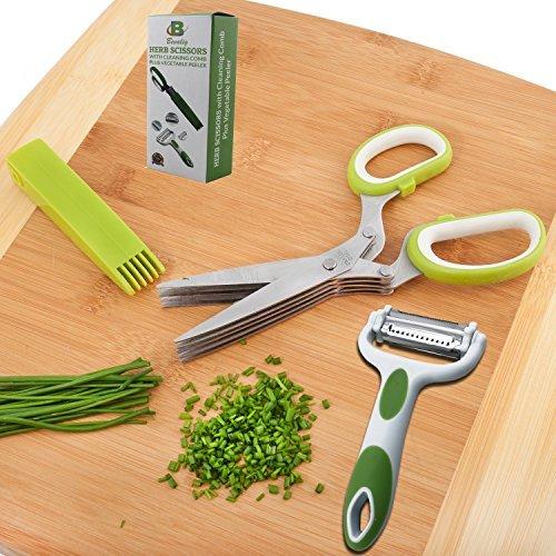 ciseaux-a-herbes-avec-patte-autocollante-3-en-1-click-n-multifonction-eplucheur-julienne-legumes-fru