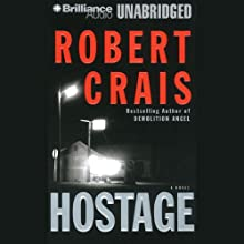 Hostage (       UNABRIDGED) by Robert Crais Narrated by James Daniels