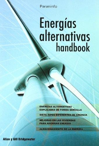 ENERGIAS ALTERNATIVAS HANDBOOK