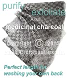 Earth Therapeutics Medicinal Charcoal Exfoliating Towel