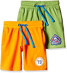 Cherokee Boys' Shorts (267978681_Assorted_5 - 6 years)