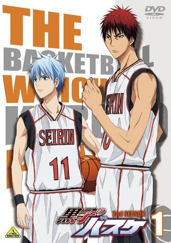 TVアニメ  黒子のバスケ 2nd SEASON 1 [DVD]