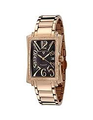 Swiss Legend Women's 10034-RG-11 Bella Diamond Accented Rose Gold-Tone Watch