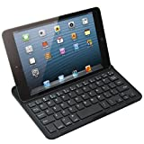 Bluetoothキーボード アルミケース for iPad mini [MK7000-BK]