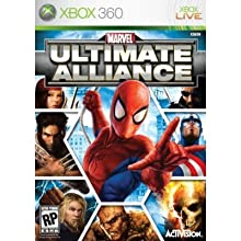 【輸入版:アジア】Marvel: Ultimate Alliance
