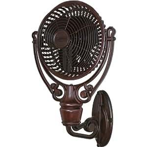 fanimation old havana outdoor wall mounted fan