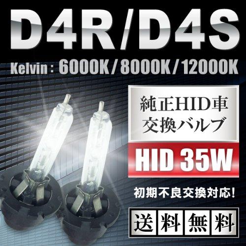 【最高クラス D4C(S/R)兼用バルブ! 長期保障】純正交換HIDバルブ VOXY[ヴォクシー] (D4S/D4R兼用バルブD4C)[D4S] AZR7#系 純正HID仕様車 ロービーム 12V 35W 6000K [平成19.6-現行]