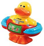 VTech Splashing Songs Ducky Bath Toy