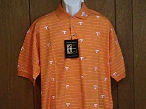 Tennessee Vols Polo Shirt by Chiliwear LLC