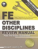 img - for FE Other Disciplines Review Manual book / textbook / text book