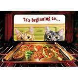 Avanti Christmas Cards, Cats and Cookies, 10-Count ~ Avanti Press