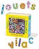 Vilac Lower Case Alphabet Magnets