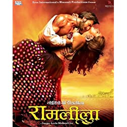 Goliyon ki Raasleela Ram Leela 2 Disc a film by Sanjay Leela Bansali (Bollywood DVD With English Subtitles)